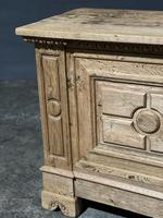Large French Bleached Oak French Sideboard (13 of 24)