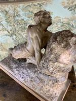 Large Terracotta Sculpture by Émile Grégoire (4 of 10)