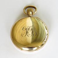 Antique 1920s Doxa Pocket Watch (5 of 5)