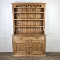 Vintage Pine Welsh Kitchen Dresser (3 of 10)