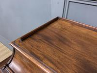 Early Victorian Mahogany Side Table (8 of 17)