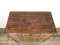 Antique George III Mahogany Chest of Drawers (2 of 12)