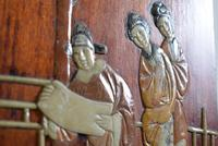 Early 20th Century Chinese Soapstone Panels (6 of 10)