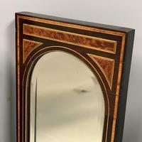 Pair of Amboyna & Ebonised Pier Mirrors (8 of 9)