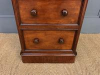 Pair of Victorian Mahogany Bedside Chests (2 of 16)
