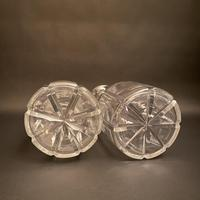 Pair of Early Edwardian Crystal Decanters (3 of 3)