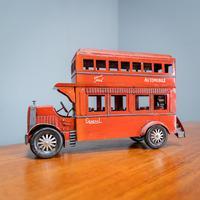 Retro Double Decker Bus (3 of 6)