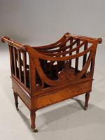 Most Elegant Regency Period Rosewood Canterbury (4 of 5)