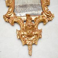 Pair of Antique French Giltwood Mirrors (11 of 14)