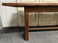 Long French Oak Farmhouse Dining Table (10 of 17)