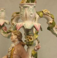 Antique German Porcelain Candelabra (15 of 18)