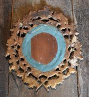 Small English Giltwood Oval Mirror (8 of 8)