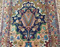 Antique Bakhtiari Carpet Runner (4 of 8)