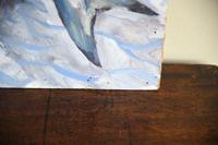 Still Life - Mackerel Oil Painting (9 of 11)
