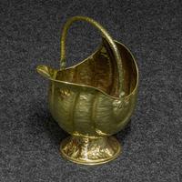 Late Victorian Brass Coal Helmet (2 of 14)