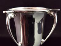 Vintage Sterling Silver Trophy Cup, 1930s (8 of 12)