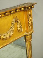 George IV Carved and Gilded Pier Mirror (9 of 14)
