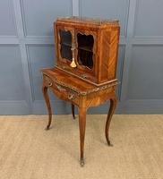 19th Century French Kingwood Bonheur Du Jour (4 of 23)