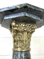Vintage Polished Marble Column (9 of 9)