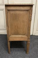 French Bleached Oak Chest of Drawers (2 of 12)