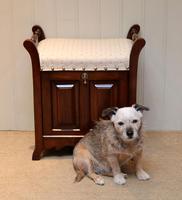 Beech Piano Stool (8 of 10)