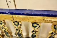 Hand Painted Wooden Railings from a Fair Ground (7 of 11)