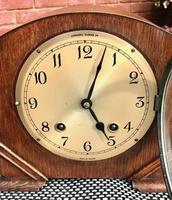 Wonderful 1940's English Chiming Mantel Clock by Garrard. (3 of 7)