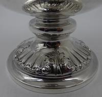 Fine Antique Victorian Silver Wine Jug. Birmingham 1859. (3 of 10)