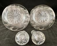 Pair of Late Victorian Decanters (4 of 6)