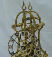 Victorian 6 Spoke Skeleton Clock (3 of 5)