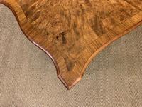 Good Burr Walnut Coffee Table (5 of 8)