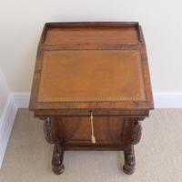 Walnut Davenport Desk (8 of 9)