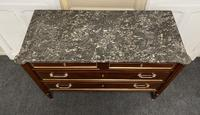 Wonderful French Marble Top Commode (9 of 21)