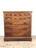 Large Antique Mahogany Chest of Drawers by Maple & Co (2 of 13)