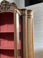 Exceptional Rare Pair of French Bookcases or Cabinets (14 of 37)