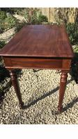 Quality Early 19th Century Gillows Design Writing Table (10 of 10)