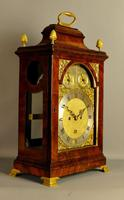 SuperiorMahogany Verge Repeating Bracket Clock - Eley, London (7 of 9)