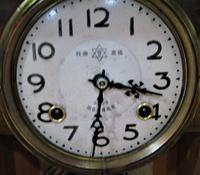 Rare 1895 Japanese Striking Shelf Clock by Takara (2 of 6)