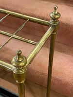 Late 19th Century Brass & Cast Iron 12-Section Stick / Umbrella Stand (3 of 4)