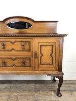 Early 20th Century Antique Oak Sideboard (11 of 13)