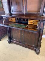 19th Century Rosewood Secrétaire Bookcase (5 of 7)