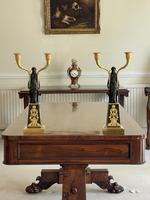 Important Pair of Early Empire French Gilt-Bronze Candelabra Attributed to Claude Galle (6 of 10)