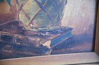C Harris Still Life Oil Painting (5 of 12)
