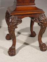 Unusual Pair of Early 20th Century Mahogany Pedestals (6 of 8)