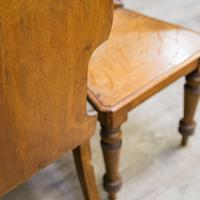 Pair of Victorian Hall Chairs (4 of 9)