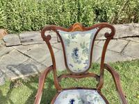 Edwardian Elbow Carver Chair (2 of 4)