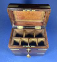 Victorian Rosewood Medicine Box (12 of 15)