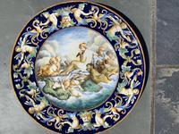 Italian Faience Urbino Style Charger (15 of 32)