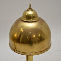Pair of Vintage Brass Table  Lamps (4 of 7)