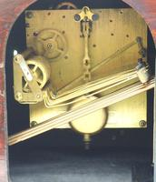 Smiths Art Deco Mantel Clock Triple Chime 8 Day Westminster Chime Mantle Clock. (7 of 8)